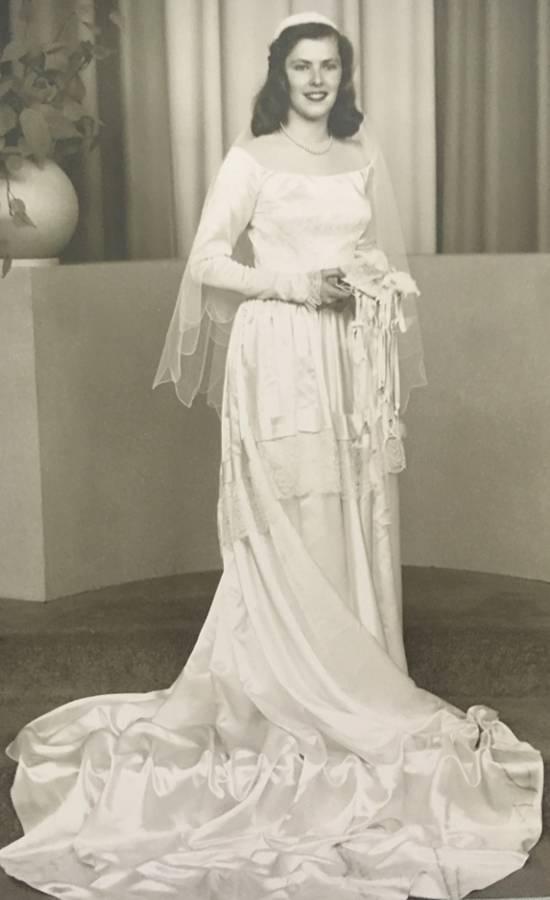 Vintage Wedding Dress Restyling Restoration Manhattan